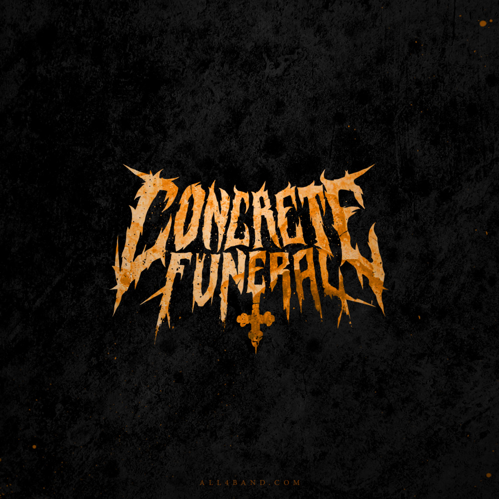 Death metal band logos | All4band.com