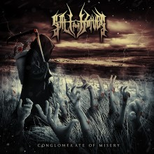 Death metal album artwork
