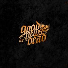 Post-hardcore band logo design