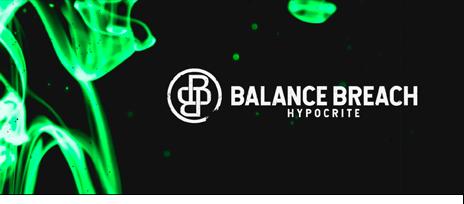 Metalcore lyric video Balance Breach - Hypocrite