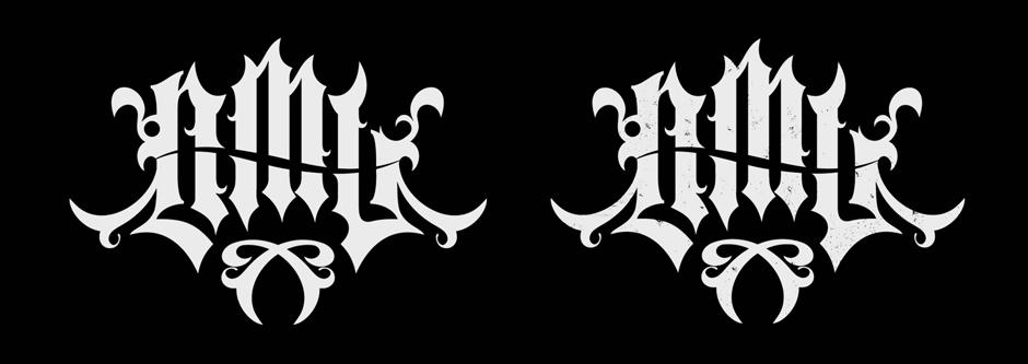 All4band logo texture