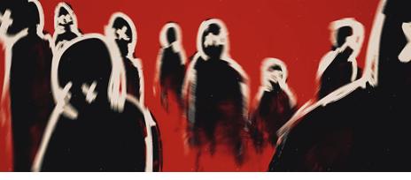 Animated music video Morton - Horror of Daniel Wagner