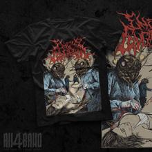 Grindcore shirt design