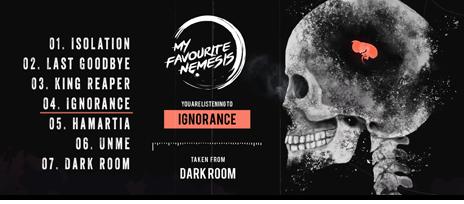 My Favourite Nemesis - Dark Room